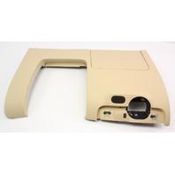 Lower Dash Panel Cover Trim 13-18 VW Jetta MK6 - Cornsilk Beige - 5C7 858 365 C