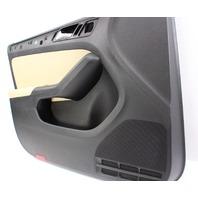 Driver Front Door Panel 11-18 VW Jetta MK6 Sedan - Beige - 5C7 867 011 J HOQ