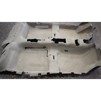 Interior Floor Carpet 99-05 VW Jetta Golf Beige MK4 Genuine 1J1 863 367 AC 09J