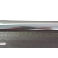 LH Rear Door Molding Window Scraper Alum Trim 99-02 Audi S4 B5 ~ 8D0 853 763 B
