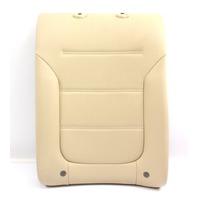 RH Rear Seat Back Rest 11-18 VW Jetta MK6 Sedan - Beige Perforated Leatherette