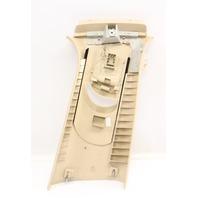 LH B Pillar Interior Seat Belt Trim Panel 11-18 VW Jetta MK6 Genuine 5C6 867 243