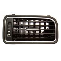 RH Dash Air Vent W/ Chrome Trim 11-18 VW Jetta MK6 - Genuine - 5C6 819 704 B