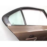 RH Rear Door Shell 11-18 VW Jetta Sedan MK6 Genuine - LH8Z Toffee Brown