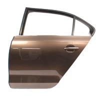 LH Rear Door Shell 11-18 VW Jetta Sedan MK6 Genuine - LH8Z Toffee Brown