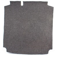 Trunk Floor Carpet Mat 11-18 VW Jetta MK6 Sedan - Genuine - 5C6 863 463