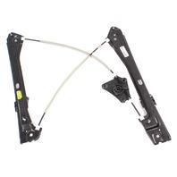 LH Front Window Regulator Lift Track 11-18 VW Jetta MK6 Genuine - 5C6 837 461 L