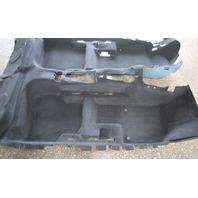 Interior Floor Carpet 11-18 VW Jetta MK6 Sedan - Genuine - 5C7 863 367 G 07N