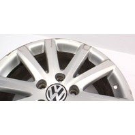 "One Stock Wheel Rim Alloy BBS 17"" 5x112 06-10 VW Passat B6 ~ 3C0 601 025 J"