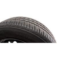 "Full Size Spare 15"" Steel Wheel 06-14 VW Rabbit Golf Jetta Mk5 MK6 1K0 601 027 C"