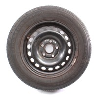 "Full Size Spare 15"" Steel Wheel 06-14 VW Rabbit Golf Jetta Mk5 MK6 1K0 601 027 C"