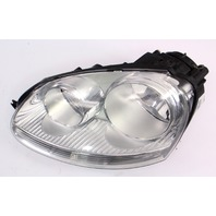 LH  Head Light Lamp 05-10 VW Jetta Rabbit MK5 - Halogen Hella - 1K6 941 005 S