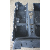 Floor Interior Carpet VW Jetta Golf Rabbit Mk5 Black Genuine ~ 1K1 863 367 BG