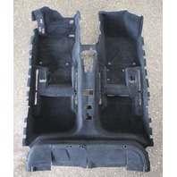 Floor Interior Carpet VW Jetta Golf Rabbit Mk5 Black Genuine ~ 1K1 863 367 BG