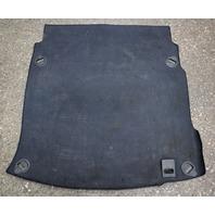 Trunk Floor Carpet Mat 99-02 Audi A4 S4 B5 - Genuine