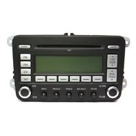Premium 7 Radio CD Player 06-10 VW Jetta Rabbit GTI MK5 Passat B6 1K0 035 180 L