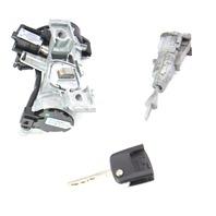 Lock Set Ignition Cylinder Door & Key VW Jetta Rabbit GTI MK5 ~ 1K0 905 851 B ~