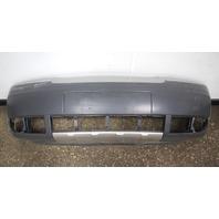 Front Bumper Cover 01-05 Audi Allroad LV7W Dark Gray - Genuine - 4Z7 807 437 C
