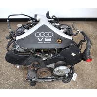 2.7T Engine Motor Assembly 01-05 Audi Allroad - 148K APB Long Block - Genuine
