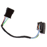 LH Front Door Lock Switch Audi A6 S6 RS6 C5 Allroad ~ Genuine ~ 4B1 962 107