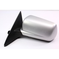 LH Exterior Side View Door Mirror 01-05 Audi Allroad - LY7W Silver - Genuine