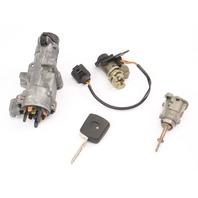Lock Set Key Ignition Housing Door Handle 01-05 VW Passat B5.5 - 4B0 905 851