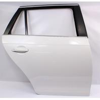 RH Rear Door Shell 09-14 VW Jetta Sportwagen MK5 MK6 - LB9A White - Genuine