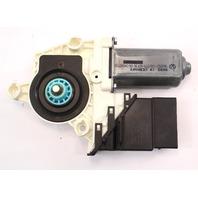 LH Rear Window Motor & Module 09-14 VW Jetta Sportwagen MK5 MK6 - 1K0 959 703 AH
