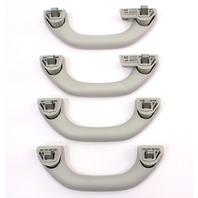 Interior Ceiling Upper Grab Handle Set 11-18 VW Jetta MK6 Grey - 5C6 857 607 / A