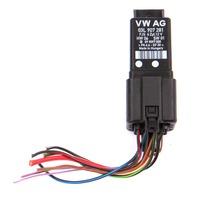 Glow Plug Relay & Pigtail 10-14 VW Jetta Golf MK6 TDI CJAA CBEA - 03L 907 281