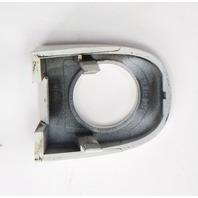 Driver Door Handle Thumb Trim Cap 05-10 VW Jetta MK5 - LB9A White - 1K5 837 879