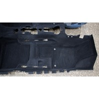 Interior Floor Carpet 11-18 VW Jetta MK6 Sedan - Genuine - 5C7 863 367 F 07N