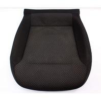 RH Front Seat Cushion 11-14 VW Jetta MK6 Sedan - Cloth - 5C6 881 376 M