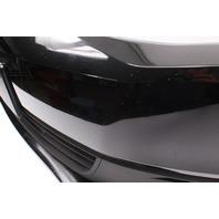 Front Bumper Cover 11-14 VW Jetta Sedan MK6 L041 Black - Genuine - 5C6 807 221 B