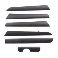 Dash & Door Panel Trim Set 11-18 VW Jetta MK6 Sedan - Genuine - 5C7 858 417