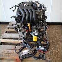 2.0 CBP 2013 MK6 Engine Motor Swap VW Jetta Golf GTI Cabrio MK1 MK2 ECU Wiring
