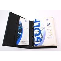 Owners Manual Book 2004 VW Golf MK4 - Genuine -