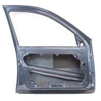 LH Front Driver Exterior Door Shell 99-05 VW Jetta Golf MK4 LC7V Blue - Genuine