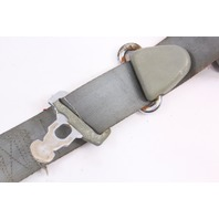 Front Seatbelt Shoulder Seat Belt 81-84 VW Rabbit MK1 Grey - 175 857 705