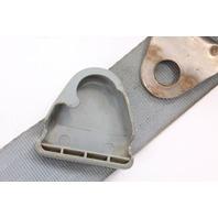 Front Seatbelt Shoulder Seat Belt 81-84 VW Rabbit MK1 Grey ~ 175 857 705
