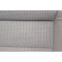 Front Seat Cushion & Cover VW Jetta Golf MK4 Grey Cloth ~ Genuine ~