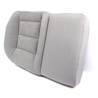 RH Rear Back Seat Lower Cushion & Cover 99-05 VW Jetta Golf MK4 Grey Cloth