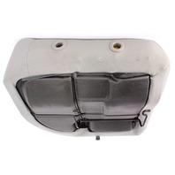 LH Rear Back Seat Lower Cushion & Cover 99-05 VW Jetta Golf MK4 Grey Cloth