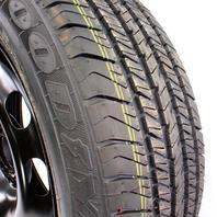 "Spare 15"" 5x100 Steel Wheel Rim & Tire 99-05 VW Jetta Golf MK4 - 1J0 601 027 H"