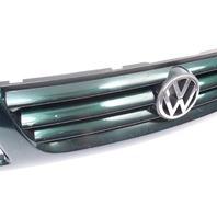 Genuine VW Grill Grille 93-99 Jetta MK3 LC6U Classic Green Pearl - 1H5 853 653 D