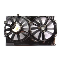 Radiator Cooling Electric Fans 95-99 VW Jetta GTI MK3 VR6 Genuine 1H0 959 455 AD