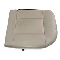 LH Rear Back Leather Seat Cushion & Cover 94-99 VW Jetta GLX MK3 - Genuine