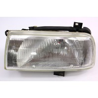 LH Headlight 93-99 VW Jetta MK3 Hella Head Light Lamp - Genuine -