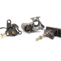 Ignition Door Handle Lock & Key Set 93-99 VW Jetta MK3 Genuine 357 905 851