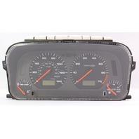 Instrument Gauge Cluster Speedo 99.5-02 VW Cabrio MK3.5 Blue Lit ~ 1EM 919 911